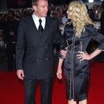 Guy Ritchie and Madonna at Rocknrolla World Premiere. September 2008 99403