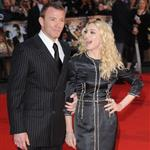 Guy Ritchie and Madonna at Rocknrolla World Premiere. September 2008 99404