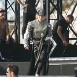 Madonna rehearsing in Israel  115874