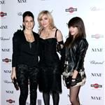 Madonna with Jessica Seinfeld and Lourdes at the NY Nine Premiere in December 55226