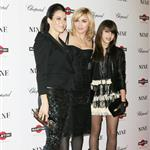 Madonna with Jessica Seinfeld and Lourdes at the NY Nine Premiere in December 55227