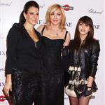 Madonna with Jessica Seinfeld and Lourdes at the NY Nine Premiere in December 55228