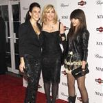 Madonna with Jessica Seinfeld and Lourdes at the NY Nine Premiere in December 55229