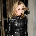 Madonna and Stella McCartney out for dinner in London 49197