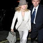 Madonna and Stella McCartney out for dinner in London after her Michael Jackson tribute 42459