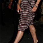 Madonna out for dinner with boyfriend Brahim in the South of France 92818