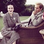 Madonna W.E. styled Vanity Fair photo shoot with Andrea Riseborough and James D'Arcy 92665