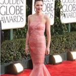 Maggie Gyllenhaal at the Golden Globes 2010  53588
