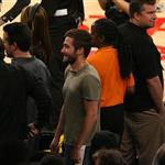 Jake Gyllenhaal at Lakers Celtics Game 7  63610