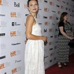 Maggie Gyllenhaal at the TIFF premiere of Hysteria 94440