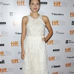 Maggie Gyllenhaal at the TIFF premiere of Hysteria 94441
