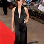 Maggie Gyllenhaal at The Dark Knight premiere in London 22756