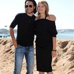 Malin Akerman and Taylor Kitsch promoting The Bang Bang Club in Cannes  39271