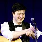 Marcus Mumford and Mumford & Sons perform during a state dinner, hosted by U.S. President Barack Obama for British Prime Minister David Cameron, at the South Lawn of the White House 108982