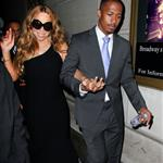 Mariah Carey and Nick Cannon at the Escape to Total Rewards Event at Gotham Hall in NYC 107915