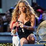 Mariah Carey Performs at NFL Opening Kickoff 2012  125260