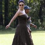 Mariah Carey on the set of The Butler 123920