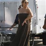 Mariah Carey on the set of The Butler 123924