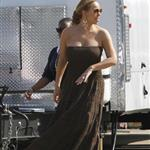 Mariah Carey on the set of The Butler 123925