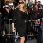 Mariah Carey visits 'Good Morning America' in NYC 106678