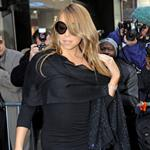 Mariah Carey visits 'Good Morning America' in NYC 106680