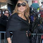 Mariah Carey visits 'Good Morning America' in NYC 106685