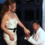 Mariah Carey and Nick Cannon spend their fourth wedding anniversary in Paris 112955