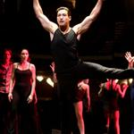 Mario Lopez in A Chorus Line on Broadway 19392