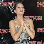 Marion Cotillard at Inception Paris premiere 64907