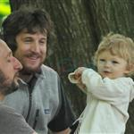 Guillaume Canet plays with his son Marcel in New York 114921