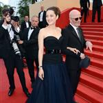 Marion Cotillard at De Rouille Et D'os premiere at the 65th Cannes Film Festival 114923
