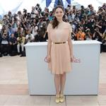 Marion Cotillard De Rouille Et D'os (Rust and Bone) photocall during the 65th Cannes Film Festival 114783