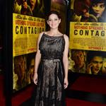 Marion Cotillard at New York premiere of Contagion  93554
