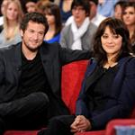 Marion Cotillard Guillaume Canet appear together on Vivement Dimanche to promote Les Petits Mouchoirs  70395