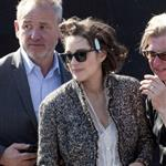 Marion Cotillard first sighting at Dior photo shoot in Paris after having baby  86705