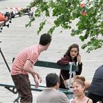 Marion Cotillard first sighting at Dior photo shoot in Paris after having baby  86721