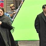 Joaquin Phoenix and Marion Cotillard on the set of an untitled James Gray project in NYC 103976