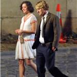Marion Cotillard and Owen Wilson shoot Midnight in Paris for Woody Allen  64711
