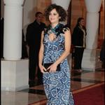 Marion Cotillard pregnant or tits done at Marrakesh Film Festival with Guillaume Canet? 74315