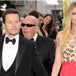Mark Wahlberg and Rhea Durham at Oscars 2011 80474