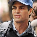 Mark Ruffalo at Occupy Wall Street  95505