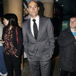 Mark Strong and Liza Marshall at Attack the Block premiere in London  84694
