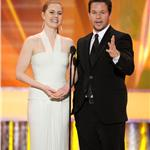 Mark Wahlberg huge ego at SAG Awards 2011 77974