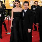 Mark Wahlberg and wife Rhea Durham at SAG Awards 2011 77978