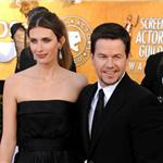 Mark Wahlberg and wife Rhea Durham at SAG Awards 2011 77979