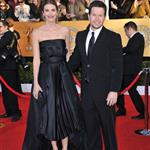 Mark Wahlberg and wife Rhea Durham at SAG Awards 2011 77981