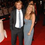 Jennifer Aniston and Owen Wilson at premiere of Marley & Me in London 34077