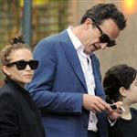Mary-Kate Olsen with Olivier Sarkozy and his daughter in New York City 118166