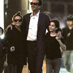 Mary-Kate Olsen with Olivier Sarkozy and his daughter in New York City 118168