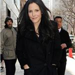 Mary-Louise Parker out in Manhattan  82065